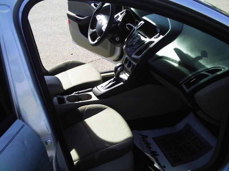 2014 Ford Focus 4dr Sdn Se Inventory Garrett Motor