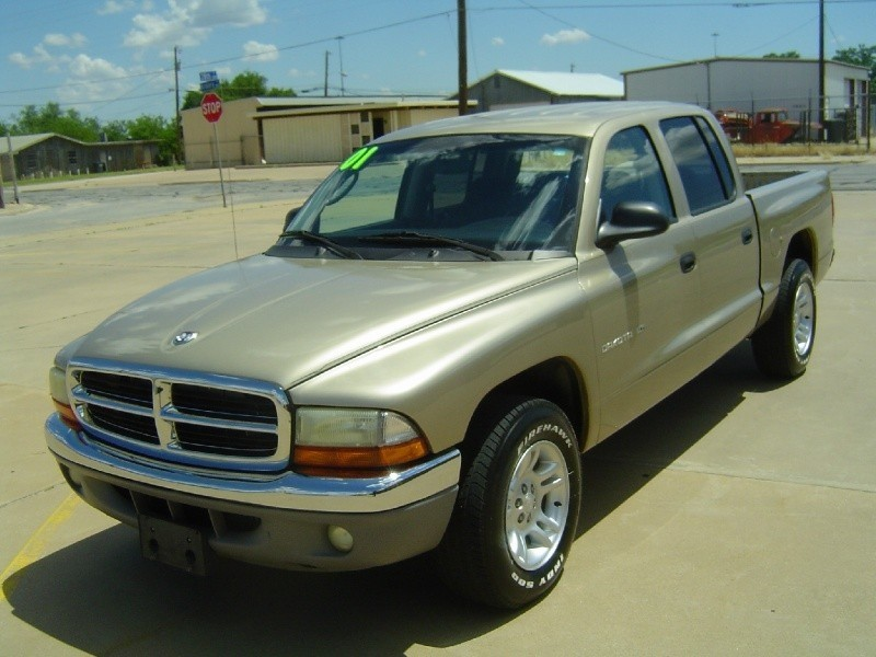 File on 2001 Dodge Dakota Mpg