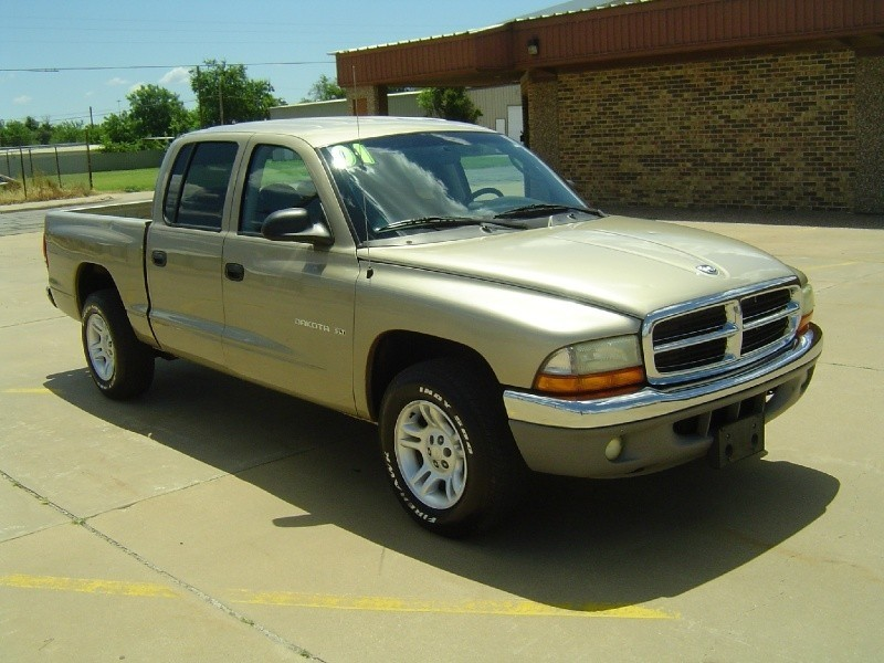 2001 dodge dakota quad cab 131 wb sport inventory for Discount motors jacksboro hwy inventory