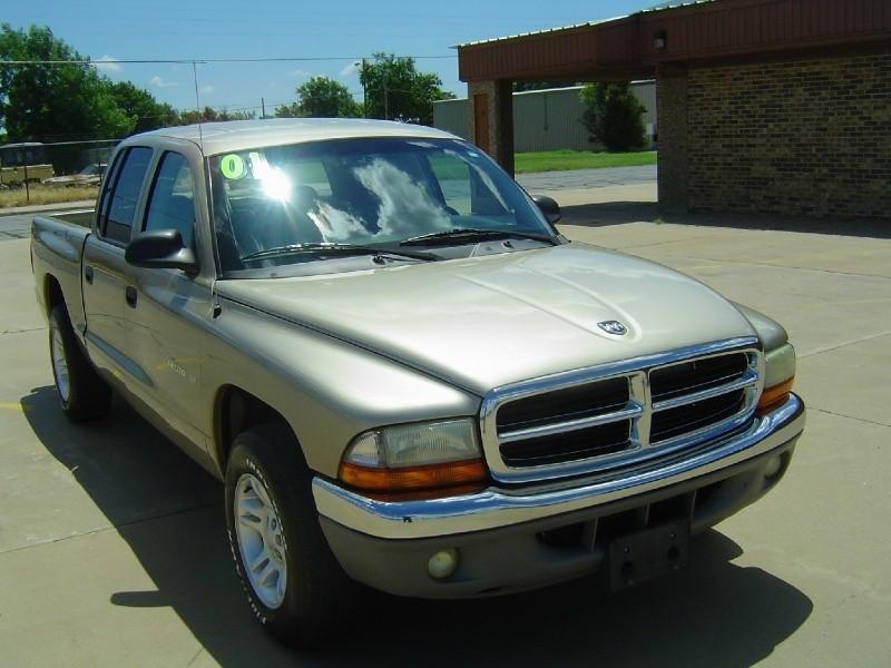 2001 Dodge Dakota Quad Cab 131 Wb Sport Inventory