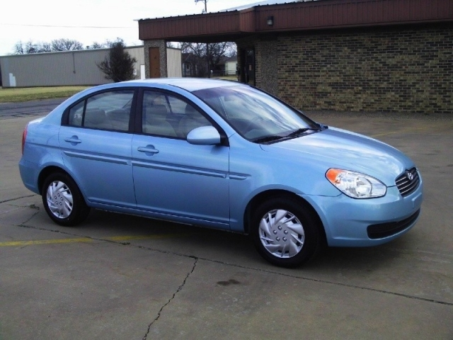 2009 hyundai accent 4dr sdn auto gls inventory garrett for Hyundai motor finance fax number