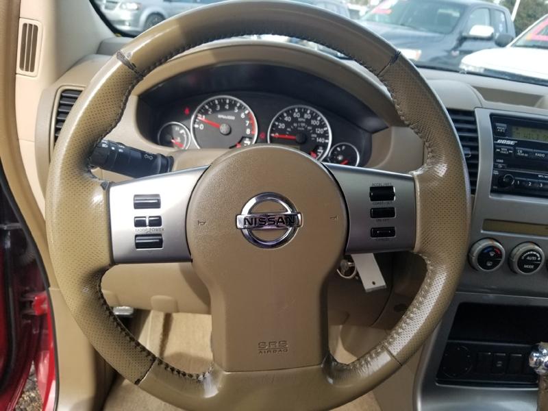 Nissan Pathfinder 2006 price CALL