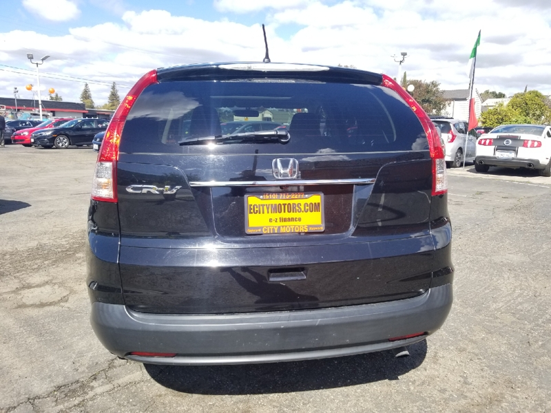 Honda CR-V 2012 price CALL