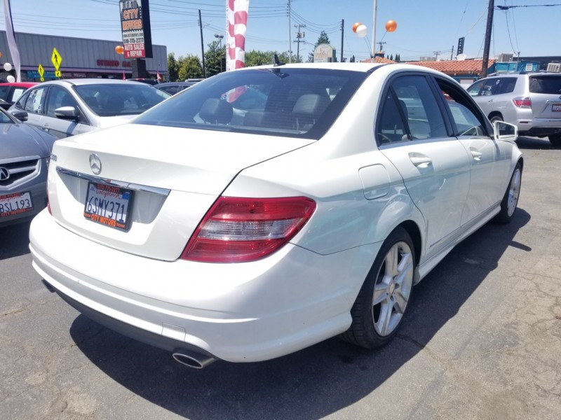 Mercedes-Benz C-Class 2011 price JUST ARRIVED