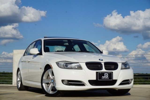 2011 BMW 3 Series 335i Twin Turbo
