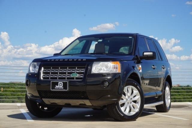 2008 Land Rover LR 2