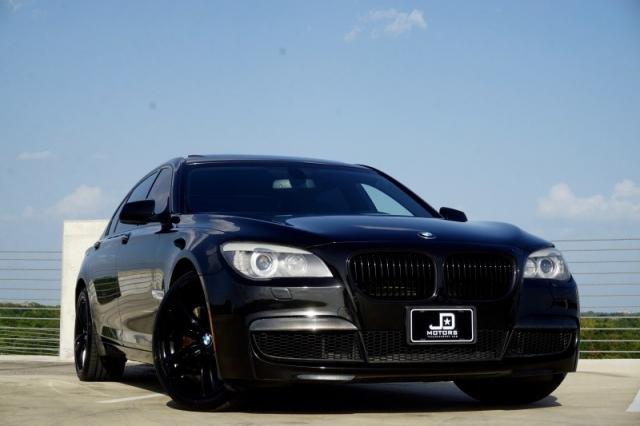2011 BMW 7 Series 750Li M Sport Package - Inventory | JD Motors ...