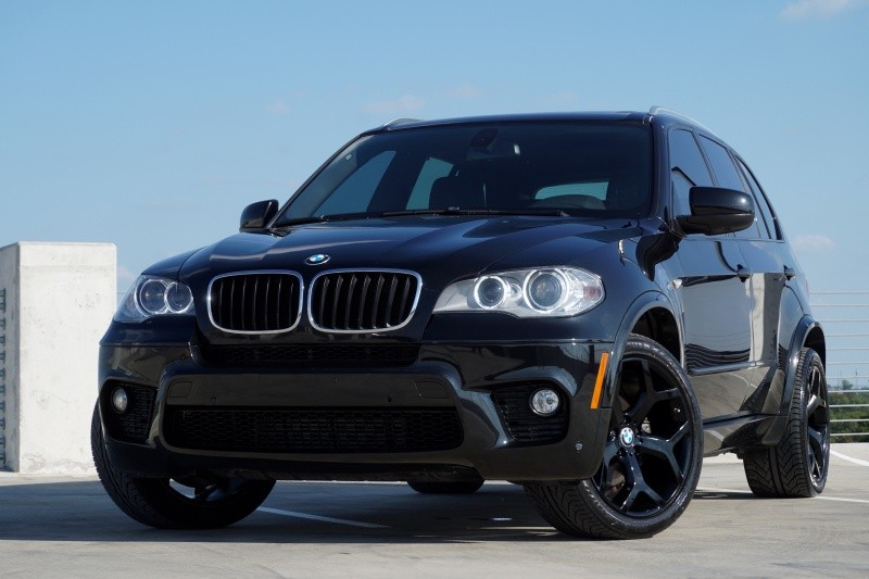 2011 bmw x5 35i m sport package 70258 miles black suv a used bmw x5 for sale in. Black Bedroom Furniture Sets. Home Design Ideas