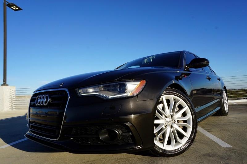 2012 audi a6 prestige quattro 3 0t inventory jd motors for Jd motors austin tx