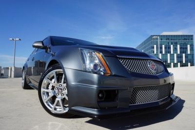 Cadillac CTS-V Sedan 2011