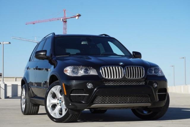 2012 BMW X5d