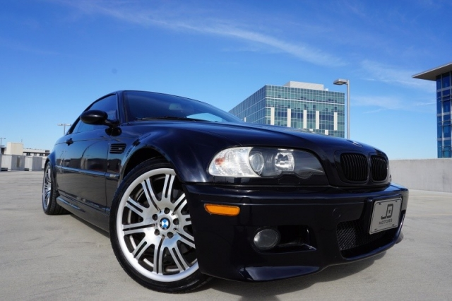 BMW Series M Convertible W Hard Top Inventory JD - 2004 bmw convertible