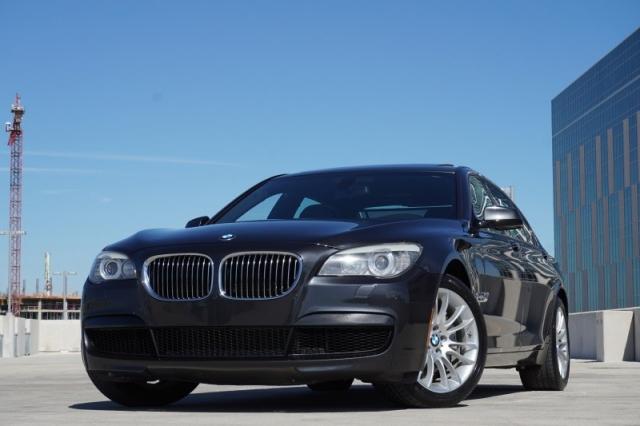 2012 BMW 7 Series 740 Li