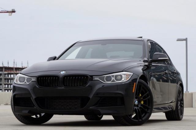 2013 BMW 3 Series 335i Sedan