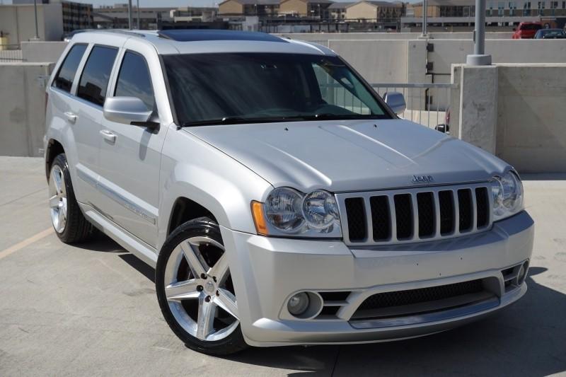 2007 jeep grand cherokee srt 8 inventory jd motors for Jd motors austin tx