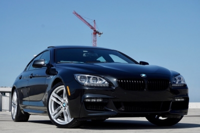 BMW 6 Series 640i Gran Coupe 2015