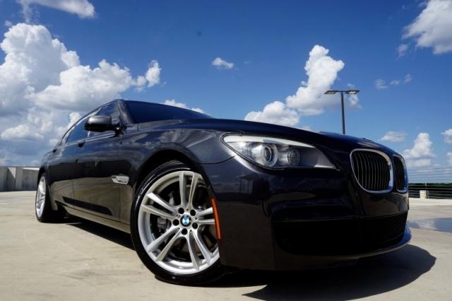 2012 BMW 7 Series 750 Li