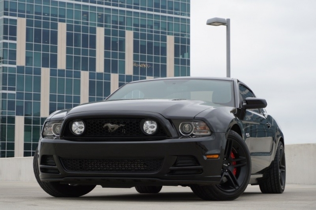 2014 Ford Mustang GT Supercharged