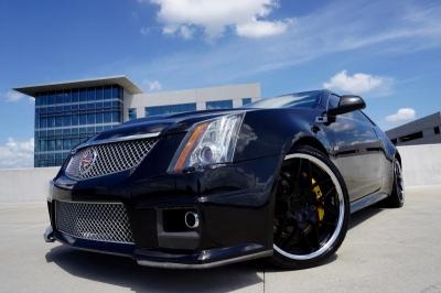 Cadillac CTS-V 2013