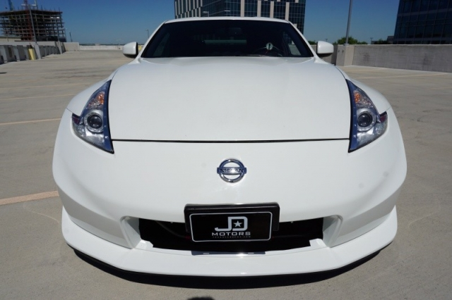 2013 Nissan 370Z Nismo Supercharged