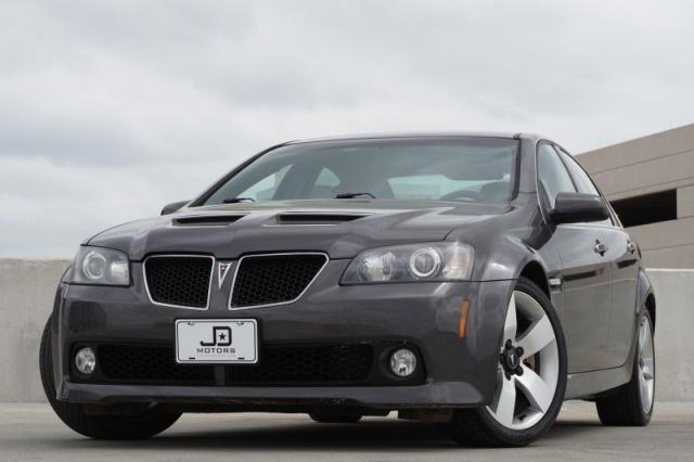 2008 Pontiac G8 Gt Sedan Inventory Jd Motors Auto Dealership