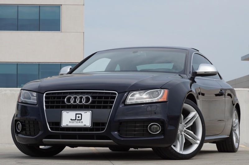2009 audi s5 prestige w 6 speed manual inventory jd for Jd motors austin tx