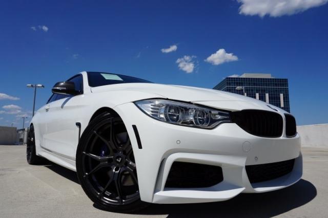2015 BMW 4 Series 435i M Sport