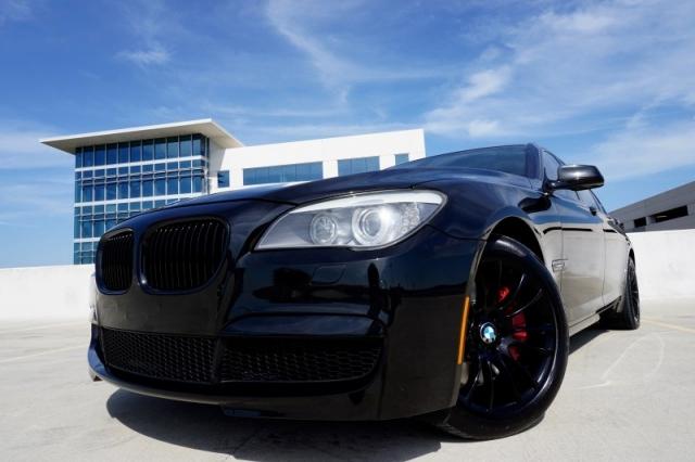 2011 BMW 7 Series 750Li M Sport