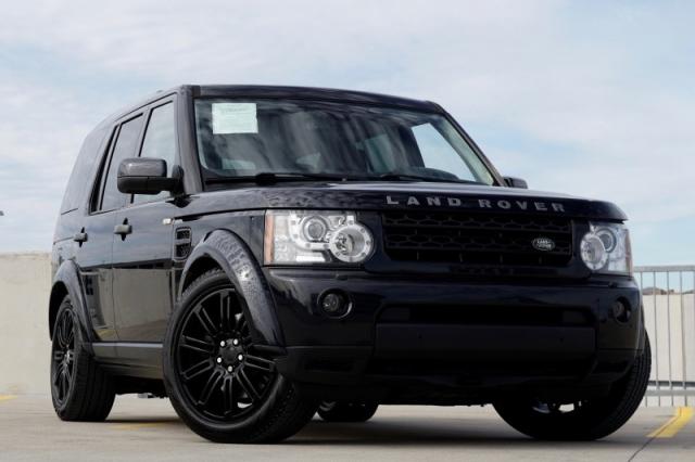 2012 Land Rover LR 4