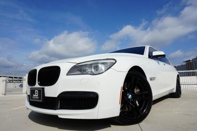 2012 BMW 7 Series 750Li M Sport
