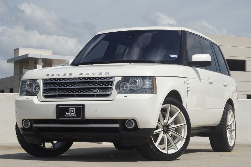 Land Rover Range Rover 2010 price $22,995