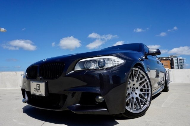 2013 BMW 5 Series 535i Twin Turbo