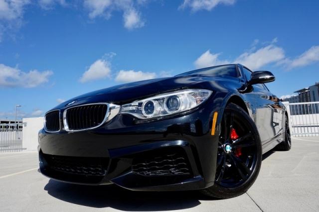 2014 BMW 4 Series 435i M Sport