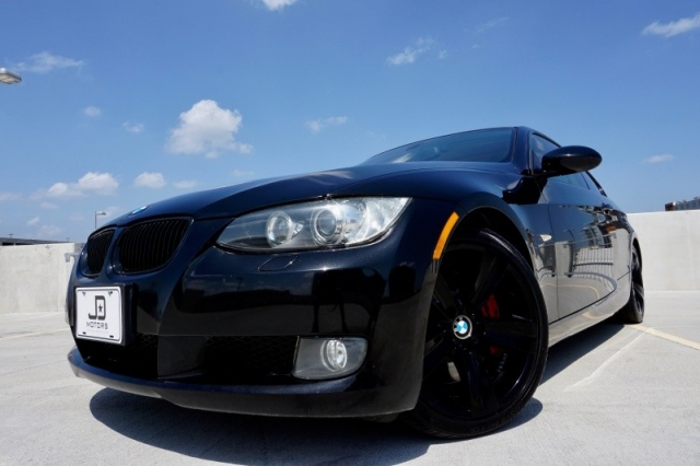 2007 BMW 3 Series 335i Coupe
