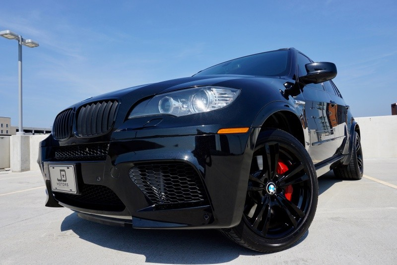 2010 BMW X5 M Twin Turbo V8 555 HP