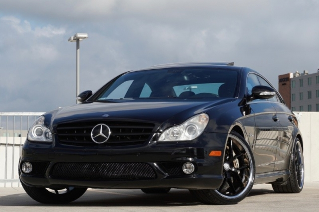 2007 Mercedes-Benz CLS63 AMG Performance Package