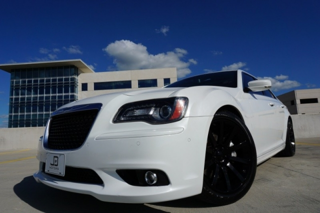 2012 Chrysler 300c SRT8 Supercharged