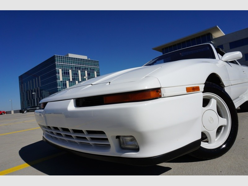 Toyota Supra Turbo 1991 price $14,998