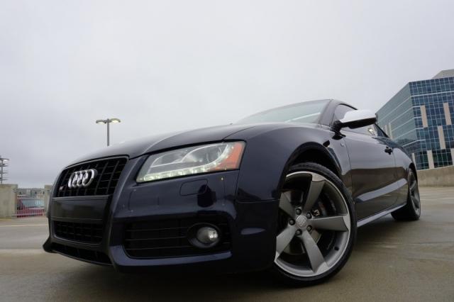 2011 Audi S5 Prestige Manual