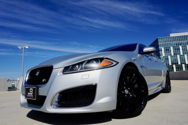 2012 Jaguar XF R Supercharged