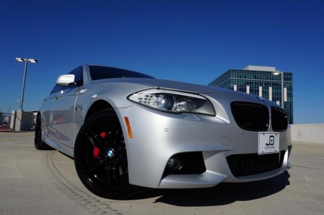 2012 BMW 5 Series 535i M Sport