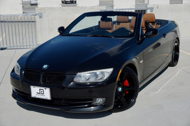 2011 BMW 3 Series 335i Cabriolet