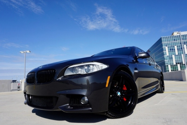 2013 BMW 5 Series 535 i