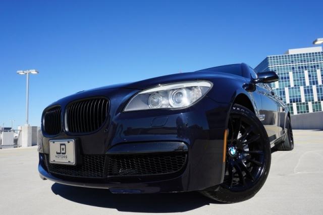2012 BMW 7 Series 740Li M Sport
