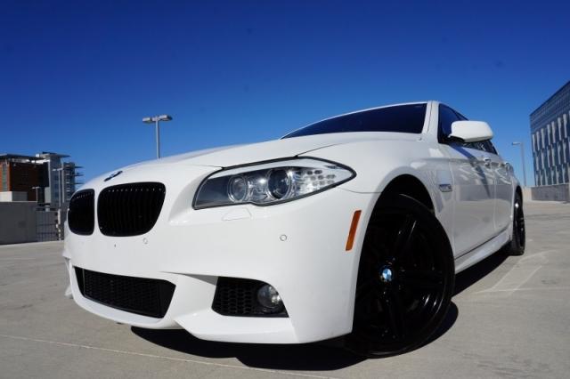 2012 BMW 5 Series 535i Twin Turbo