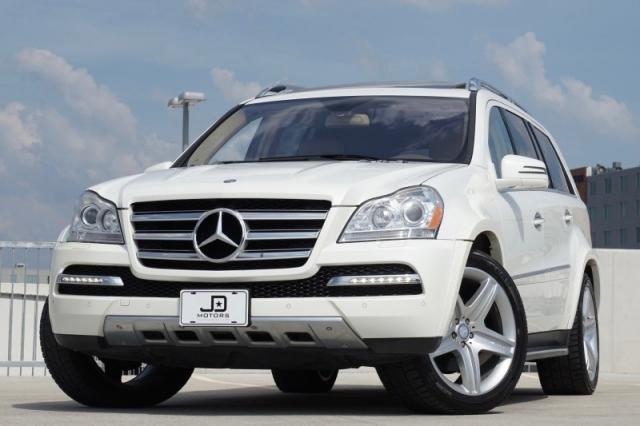 2011 Mercedes-Benz GL550