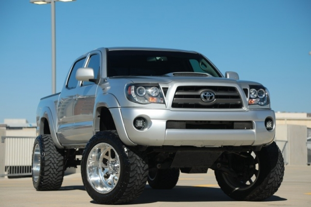 2011 Toyota Tacoma 4WD Double Cab