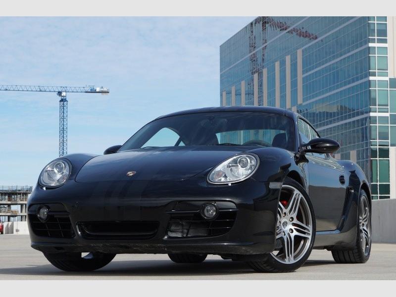 Porsche Cayman S Design Edition 2008 price $24,995