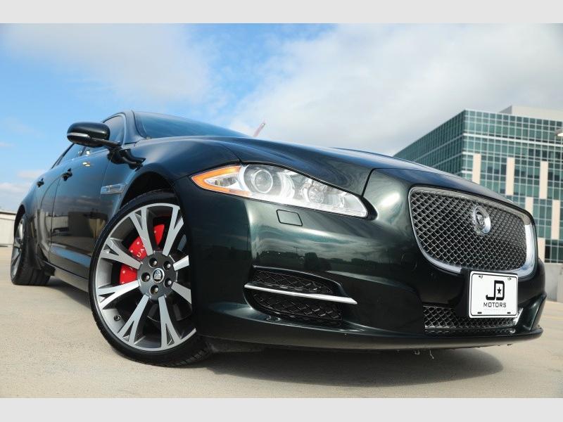 Jaguar XJ-L 2011 price $21,995