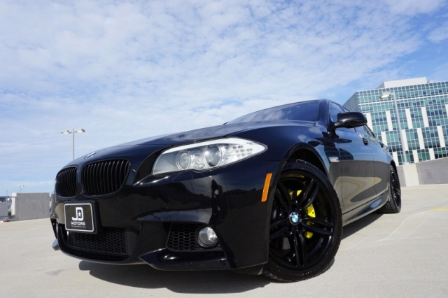 2011 BMW 5 Series 535 i